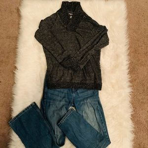 Boys Size 10 Outfit with Jeans and a Sweater.
